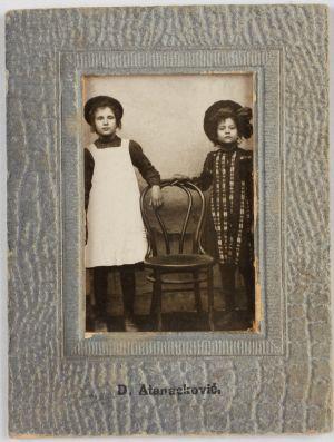 MUO-029918: Portret djece: fotografija