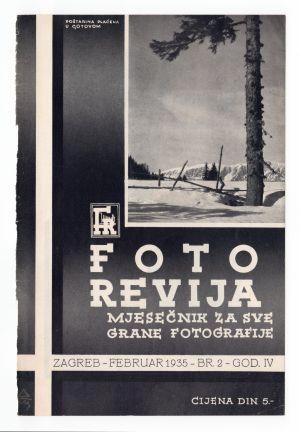MUO-008308/16: FR FOTO REVIJA: korice za časopis