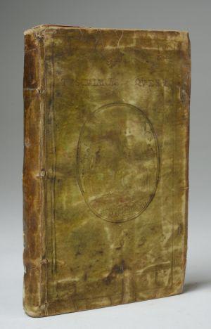 MUO-006795: M.Tulii Ciceronis Tusculanarum Quaestionum seu Disputationum Libri quinque..., Koeln, 1593.: knjiga