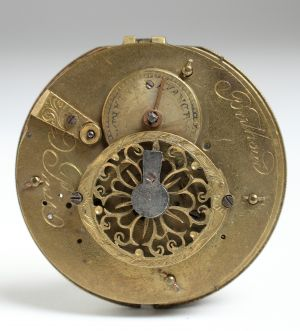 MUO-002464: mehanizam džepnog sata