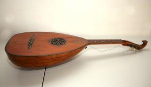 MUO-013432: Lutnja: mandola