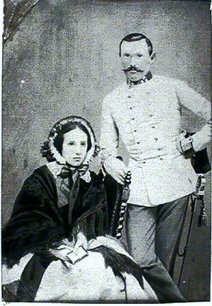 MUO-007299: Portret bračnog para: fotografija