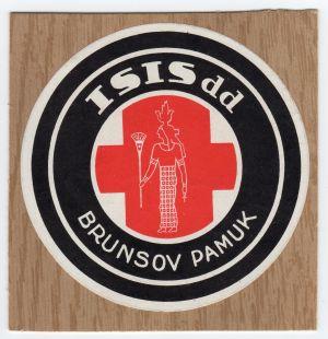 MUO-008309/04: ISIS dd Brunsov pamuk: zaštitni znak
