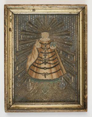 MUO-004733: Bogorodica: posvetna slika