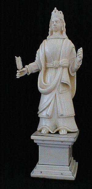 MUO-016714: Svetica mučenica: figura