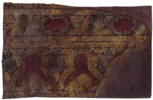 MUO-031422/03: fragment dekorativne kože