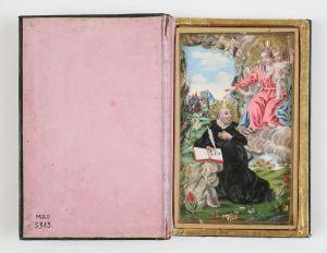 MUO-005313: Sv. Franjo Asiški: posvetna slika