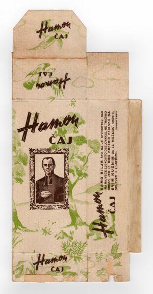 MUO-008303/10: Kneip Hamon čaj: kutija