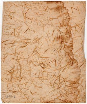 MUO-006167/12: Uzorak papira: knjigoveški papir