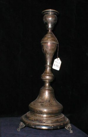 MUO-008951/02: svijećnjak
