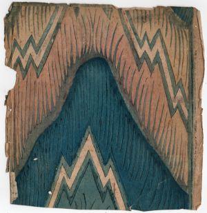 MUO-003647: Knjigoveški papir: papir