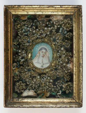 MUO-004608: Sv. Katarina Sienska: posvetna slika