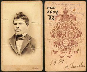 MUO-005609/32: Nećak Jembrišević: fotografija