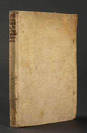MUO-015192: Iusti Lipsi De Vesta et Vestalibus Syntagma: knjiga