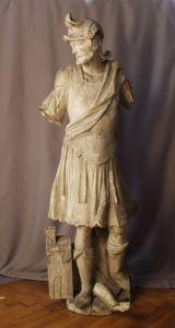 MUO-013819: Sveti Florijan: kip