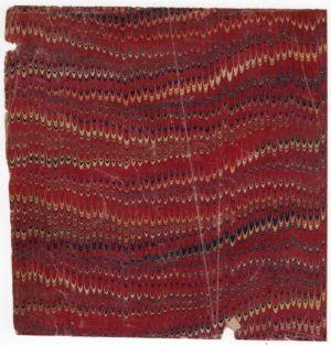 MUO-003635/02: Knjigoveški papir: papir
