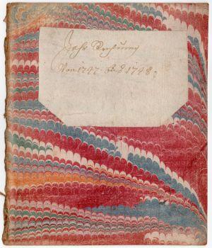 MUO-003602: Knjigoveški papir: papir