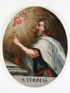 MUO-004554: Sv. Toma: slika