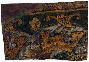 MUO-031423/01: fragment dekorativne kože