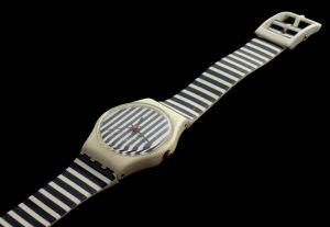 MUO-032020: Swatch Antibes: ručni sat