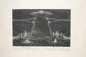 MUO-055701/06: Šesti dan. Osvjetljenje oko Velikoga kanala u Versaillesa.: grafika