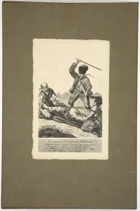 MUO-057022: Le maniere de punir les Pandoures: grafika