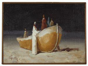 MUO-054908: Uz barku: slika