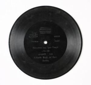 MUO-009266/05: German Band Ouverture zur Oper Zampa (Herold): ploča