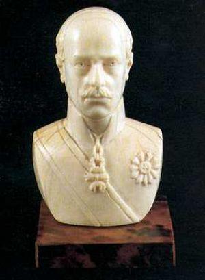 MUO-000246: Nadvojvoda Johann: kip