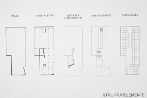 MUO-057523/01: Poslovna zgrada SAP, Lassallestrasse 7b, Beč: arhitektonska studija