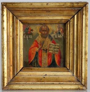 MUO-005973: Sv. Nikola: slika
