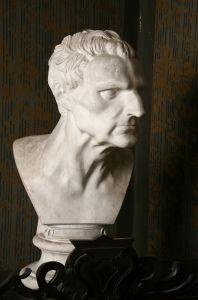 ZAG-0015: Idealni portret muškarca: skulptura