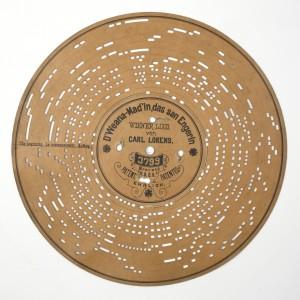 MUO-008403/04: D'Weana-Mad'In, das san Engerln. Wiener lied.: ploča