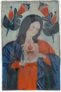 MUO-000057: Bogorodica: slika