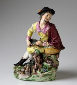 MUO-020178: Ribar: figura