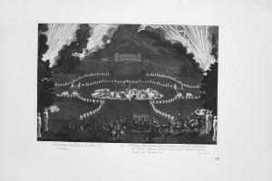 MUO-055700/05: Osvjetljenje palače i vrtova Versaillesa: grafika
