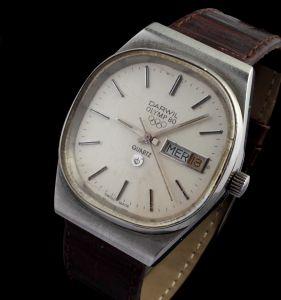 MUO-052106: Darwil Olymp 80: ručni sat