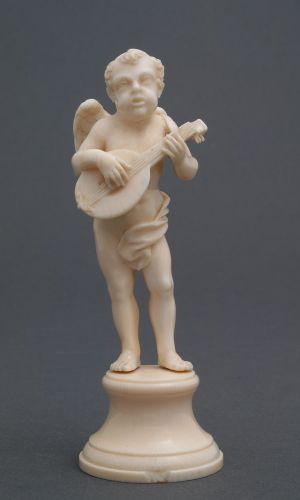 MUO-000227: Anđeo s mandolom: kip