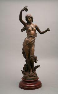 ZAG-0025: Simbolička figura: skulptura