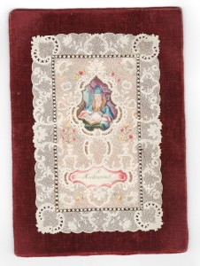 MUO-008635: Sv. Ambrozije: sveta sličica
