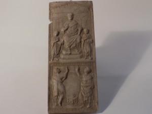 MUO-003974: Krilo diptiha Rufiusa Probianusa: reljef