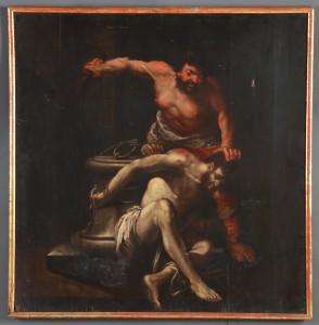 MUO-004575: Martirium Sv. Erazma: slika