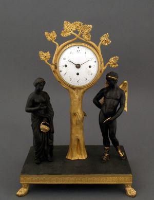 MUO-002489: Pomona i Vertumno: sat