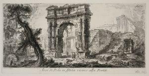 MUO-048467/24: Arco di Pola in Istria vicino alla Porta: grafika