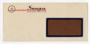 MUO-008307/60: SNAGA: poštanska omotnica