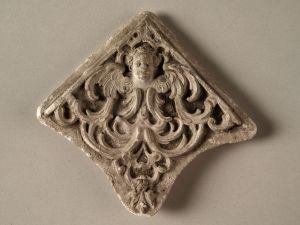 MUO-004109: Ornamentalni okov: reljef