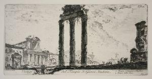 MUO-048467/10: Vestigi del Tempio di Giove Statore: grafika