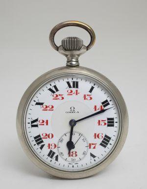 MUO-045235: Omega: džepni sat