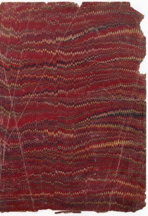 MUO-003635/01: Knjigoveški papir: papir