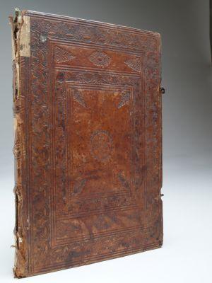 MUO-006783: Rituale romanum Pauli V. Pont. Max ...Venetiis, sumptibus Pauli Balleonii, MDCCV: knjiga